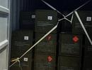 Colombia bắt giữ tàu Trung Quốc chở vũ khí trái phép