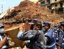 Động đất mạnh 7,4 độ richter lại rung chuyển Nepal, 4 người chết