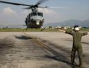 Trực thăng quân đội Mỹ chở 8 người mất tích tại Nepal