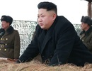 Triều Tiên tập trận bắn đạn thật gần biên giới trên biển