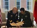 Mỹ và Trung Quốc nhất trí về cơ chế đối thoại quân đội