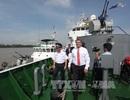 Bộ trưởng Quốc phòng Mỹ thăm Bộ Tư lệnh Hải quân và Vùng Cảnh sát biển 1