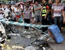 Lại tấn công bằng dao tại Trung Quốc, 1 người chết, 12 người bị thương