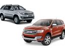 So sánh Ford Everest và Toyota Fortuner thế hệ mới tại Việt Nam