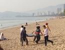 Du khách tá hỏa phát hiện xác chết trên biển Nha Trang