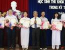 Khánh Hòa: Tuyên dương học sinh đạt điểm cao thi THPT quốc gia