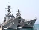 Hai tàu Hải quân Hàn Quốc thăm Cam Ranh
