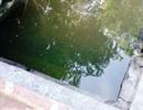 Bé gái 3 tuổi đuối nước thương tâm trong ống cống