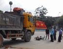 2 phụ nữ thương vong dưới bánh xe tải