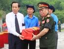 An táng 26 hài cốt liệt sĩ hy sinh ở Lào