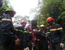 Huy động Binh chủng hóa học giải cứu 3 người mắc kẹt dưới hang sâu