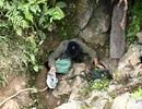 Phu vàng kể về hang khai thác đã tồn tại 20 năm nay
