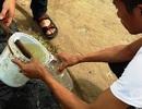 Mức độ ô nhiễm nước sinh hoạt của người dân vượt ngưỡng cho phép