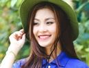 """Á hậu Diễm Trang hào hứng """"Theo dấu chân tình nguyện"""""""