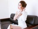 Á hậu Diễm Trang khoe chân thon dài quyến rũ