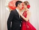 Đám cưới rực rỡ sắc màu Giáng sinh của Á hậu Diễm Trang