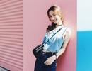 Hot girl Jun Vũ đẹp tinh khôi giữa lòng Sài Gòn