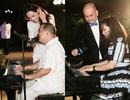 Giáng My, vợ chồng Thúy Hạnh - Minh Khang phiêu lãng với piano