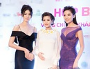 Diễm Trang đọ sắc cùng Kỳ Duyên và Thùy Dung