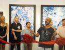 Tự do cảm thức với triển lãm tranh Hơi thở cuộc sống