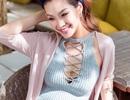 Á hậu Diễm Trang hồi hộp trước ngày sinh con gái đầu lòng