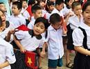 Hồn nhiên ánh mắt, nụ cười trẻ thơ ngày khai trường