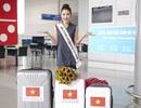 Bảo Như lên đường sang Sri Lanka dự thi HH Liên lục địa 2016
