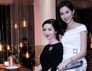 Hoa hậu Giáng My đọ sắc cùng Đặng Thu Thảo