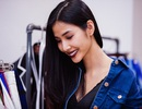 Hoàng Thùy trở thành sinh viên thiết kế thời trang