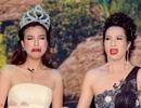 """Trịnh Kim Chi """"lột trần"""" hậu trường thi nhan sắc với """"Hoa hậu Ao làng"""""""