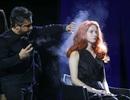 Nhà tạo mẫu tóc lừng danh thế giới trình diễn tác phẩm 3D tại Việt Nam