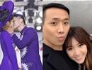 """Úp mở kết hôn, Trấn Thành bị nghi """"làm màu"""", Lê Phương nhận chúc phúc"""