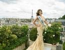 Hoa hậu Pháp mặc thiết kế Việt chụp ảnh dự thi Hoa hậu Hoàn vũ thế giới