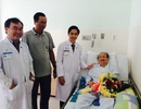 Cụ bà 85 tuổi bị vỡ động mạch chủ bụng được cứu sống