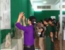 Hình tượng sư tử và nghê của Việt Nam ra mắt người dân Tây Đô