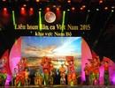 5 tiết mục xuất sắc nhất được chọn dự Liên hoan dân ca Việt Nam