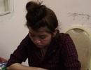 Thiếu nữ giả vờ mua hàng để cướp điện thoại iPhone