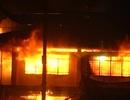Vụ cháy rụi 21 ki ốt: Thiệt hại khoảng 10 tỷ đồng