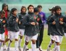 Đội tuyển bóng đá nữ lo ngại khác biệt về thời tiết ở Myanmar