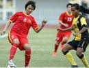 Đội tuyển nữ Việt Nam hoàn tất tấm HCV SEA Games 27?