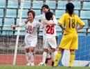 Giải bóng đá nữ VĐQG 2014: Hà Nội 1 thách thức tất cả