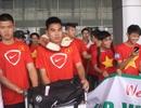 """U19 Việt Nam tự tin đến TPHCM dù vắng """"thuyền trưởng"""""""