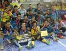 Thái Sơn Nam vô địch futsal toàn quốc 2014