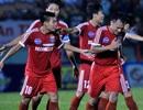 Vòng 11 V-League 2014: Cơ hội tăng tốc của B.Bình Dương