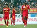 Hồng Quân ghi bàn, HV.An Giang giành lại 1 điểm trước HA Gia Lai