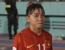 Giọt nước mắt buồn bã của các nữ cầu thủ Việt Nam