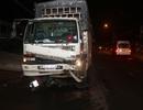 Xe mô tô đối đầu xe tải, một thanh niên tử vong tại chỗ