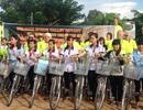 Trao tặng 25 xe đạp cho nữ sinh nghèo học giỏi