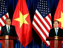 Tổng thống Obama: Mỹ muốn Việt Nam cải thiện năng lực quốc phòng