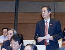 """Đại biểu Quốc hội truy vấn """"ai nhận trách nhiệm vụ Formosa""""?"""